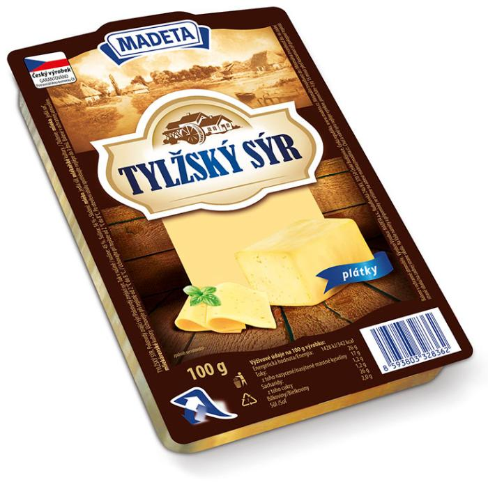 Tylžský sýr