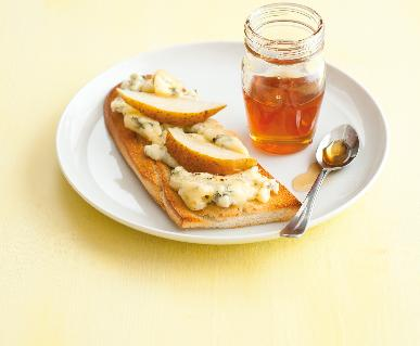 Recept Crostini s roquefortem