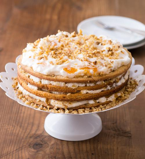 Babiččin linecký dort