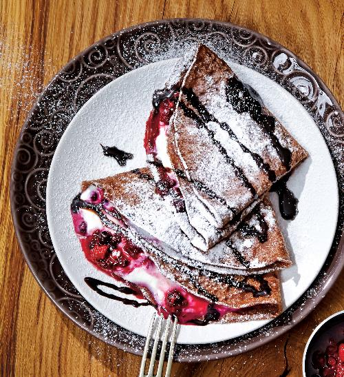 Cheesecake palačinky