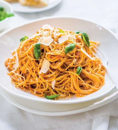 Pikantní špagety