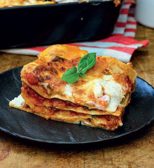 Bolognské lasagne s mletým masem