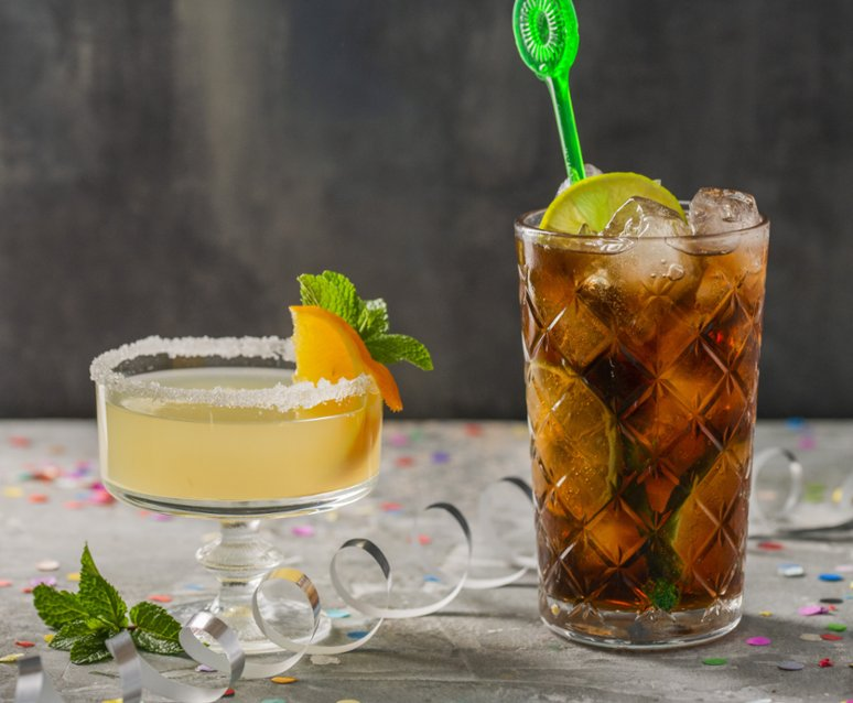 Recept Amundsen Fresh a Captain & Cola