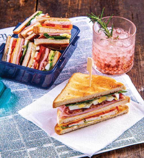 New york club sendvič newyorských gentlemanů