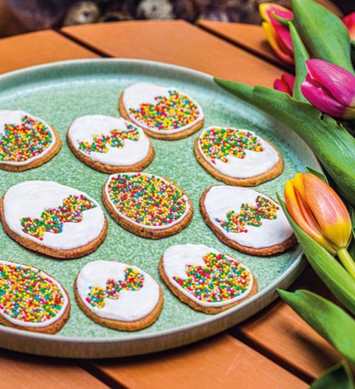 Kraslicové sušenky
