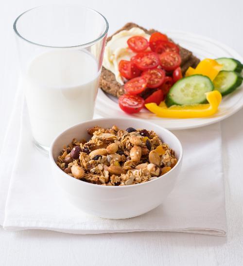 Švédská snídaně