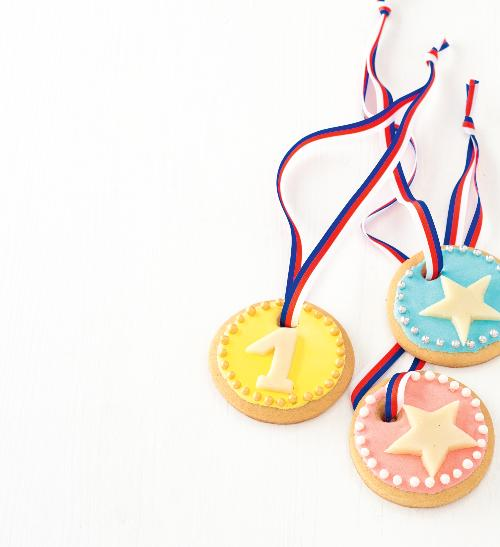 Medaile pro děti