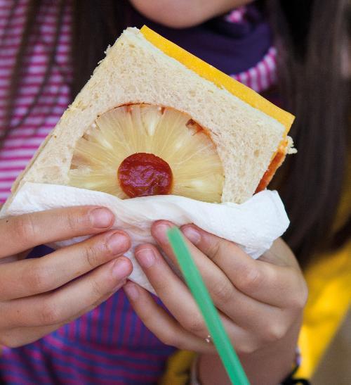Havajské sendviče