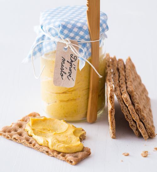 Dýňové medové máslo se skořicí