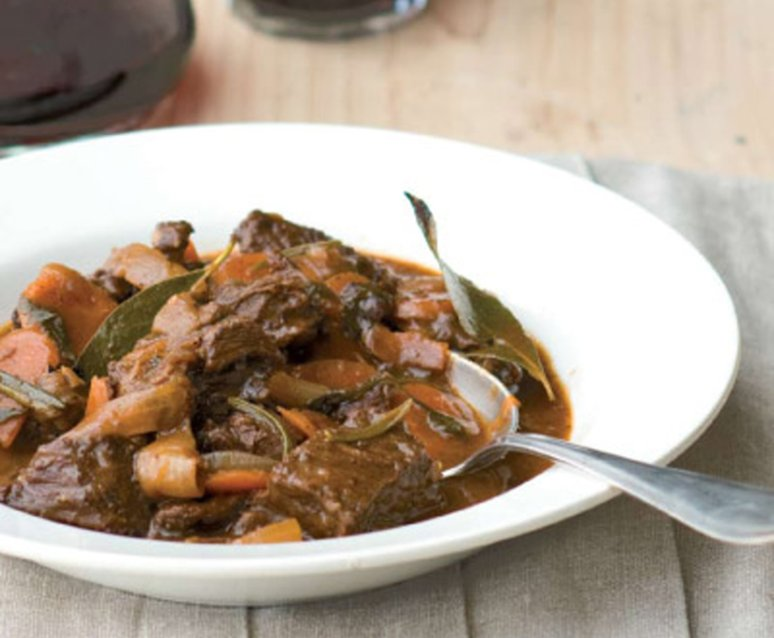 Recept Bourguignon