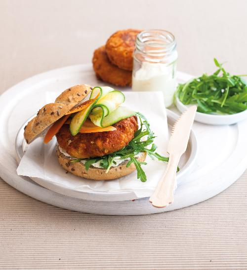Vegetariánský sendvič