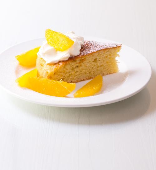 Pomerančovo-jogurtový koláč