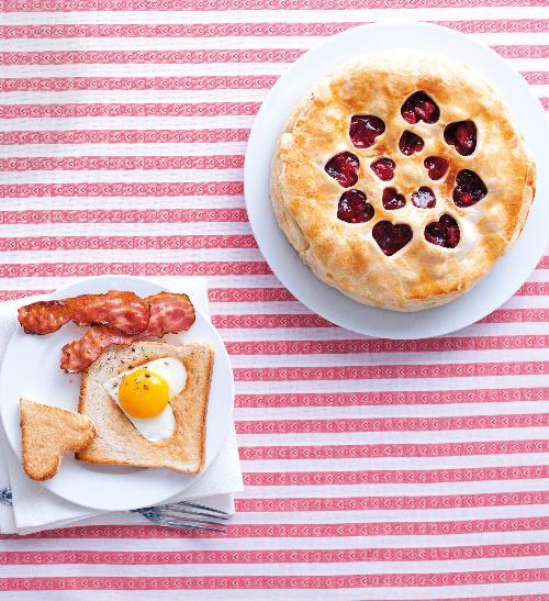 Snídaně z lásky