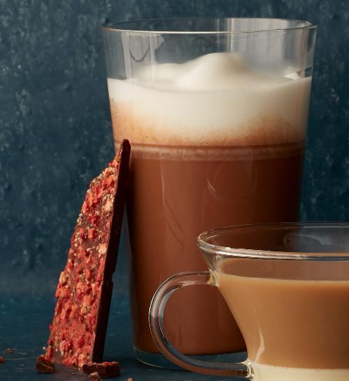 Káva s chilli čokoládou