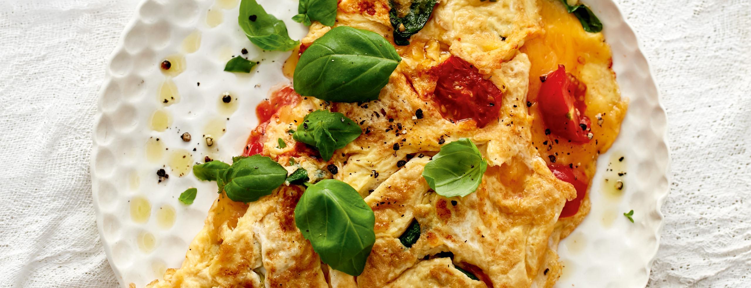 Omeleta podle Jamieho Olivera