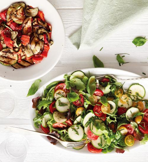 Salát ratatouille