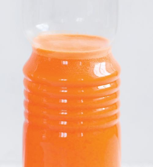 Oranžová smršť
