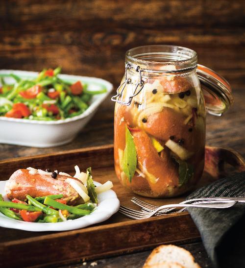 Od našich čtenářů: fazolkový salát