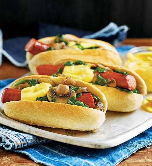 Hot dog s kari