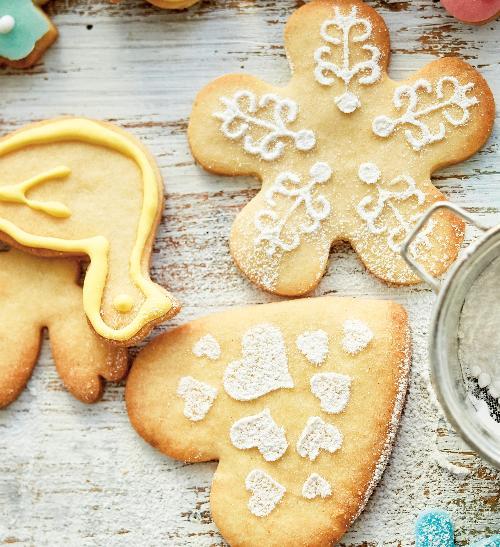 Veselé velikonoční sušenky