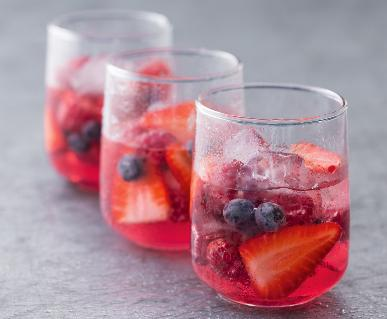 Recept Berry Cosmopolitan